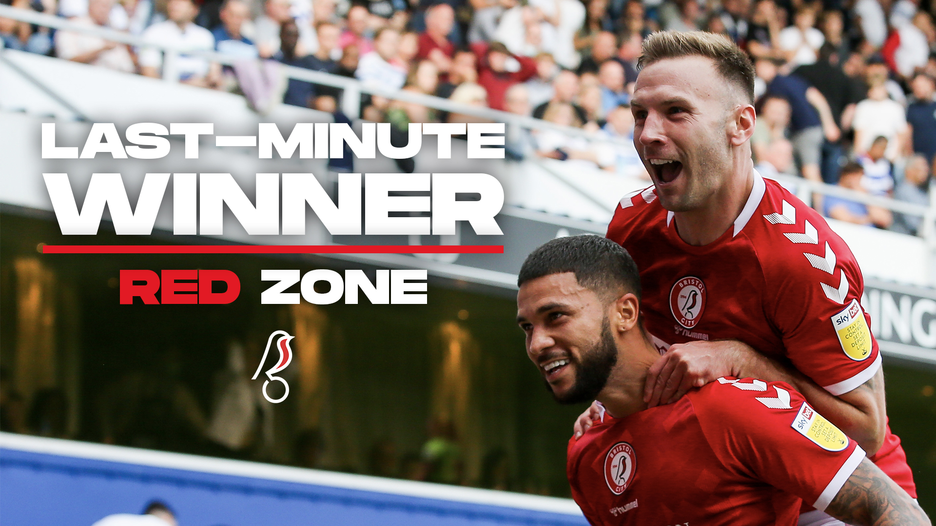 Behind-the-scenes at QPR vs Bristol City