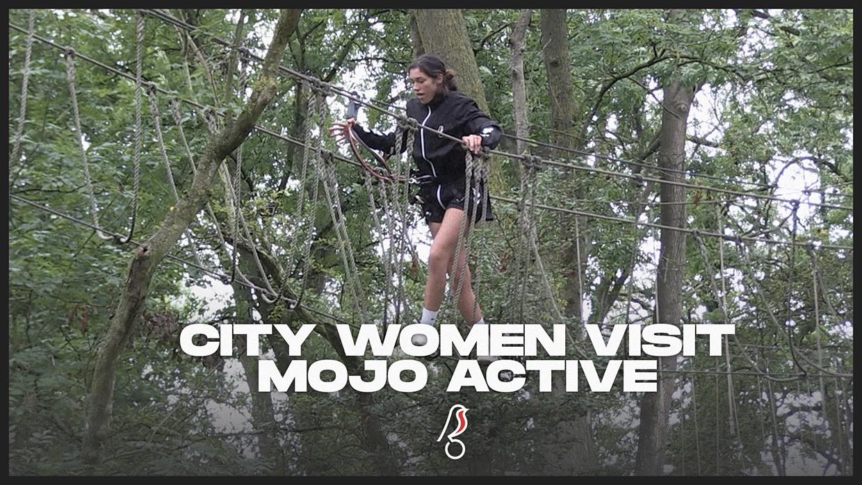 City Women visit Mojo Active