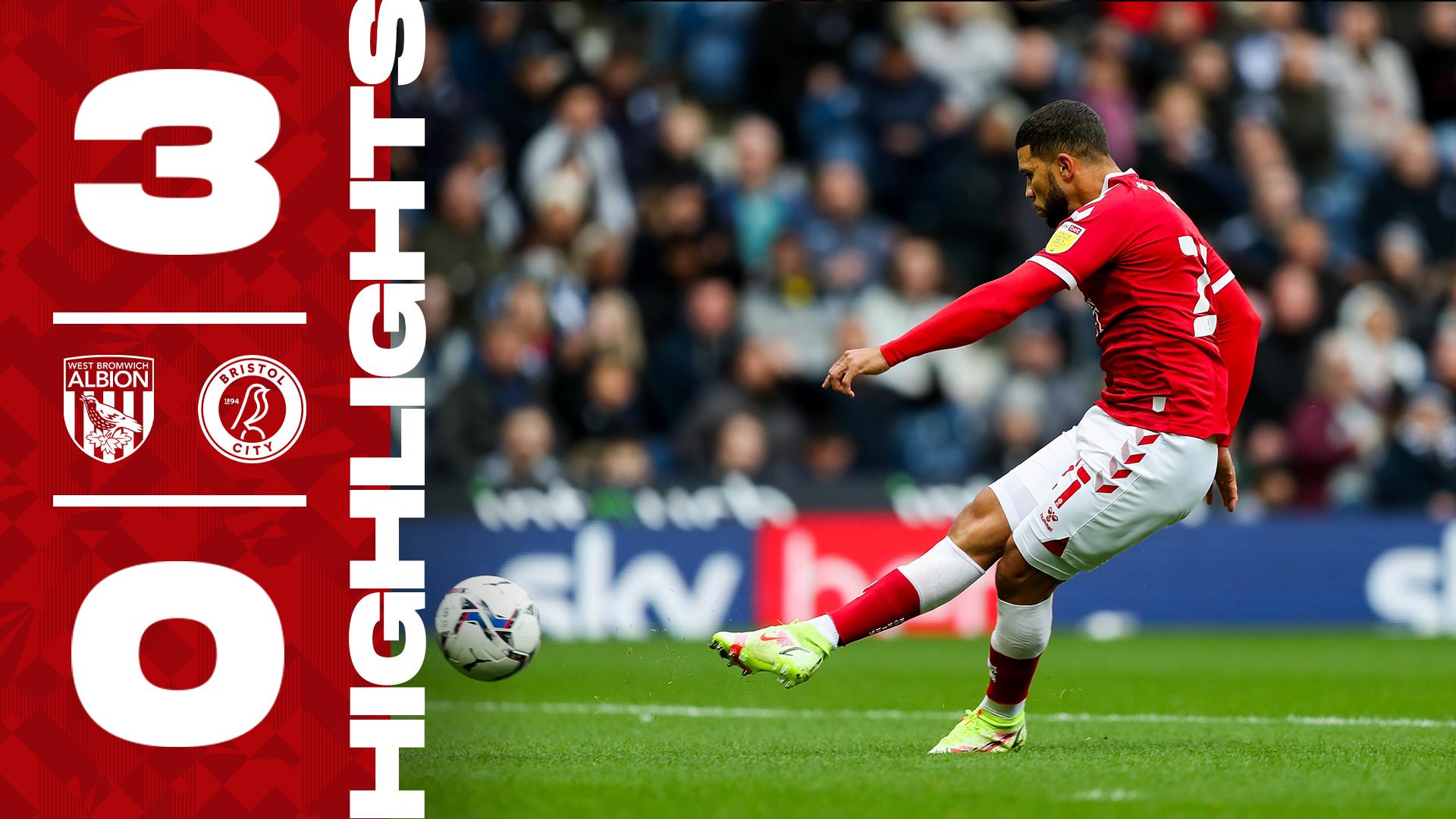 West Bromwich Albion 3-0 Bristol City