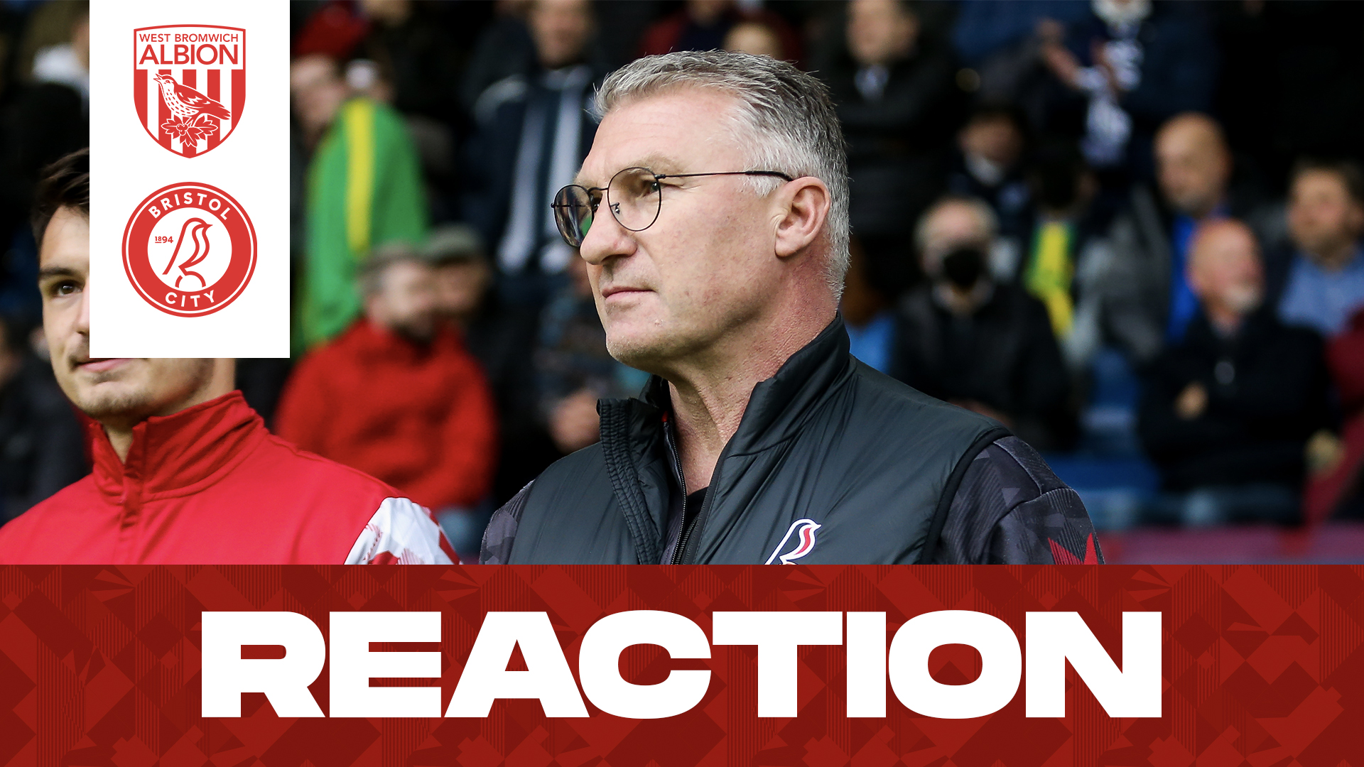 Pearson on West Brom defeat