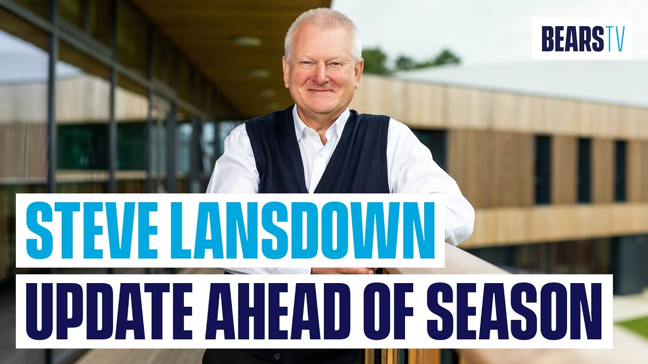 Steve Lansdown: culture, ambition and our incredible support