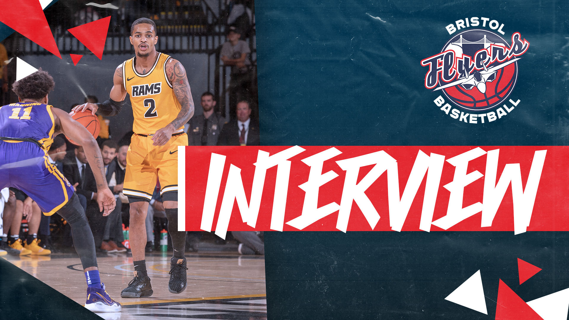 Marcus Evans - The First Interview