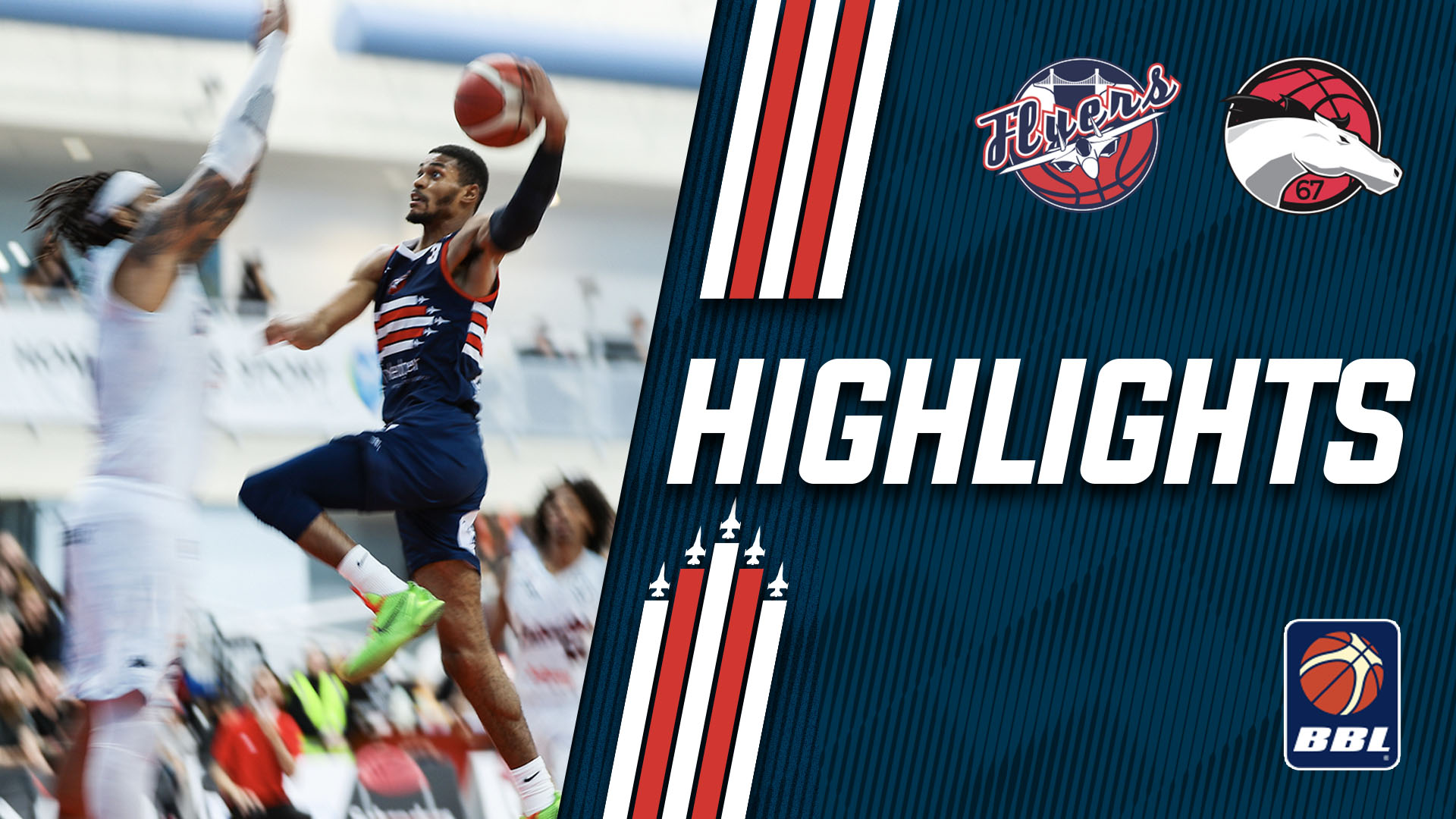 Highlights: Bristol Flyers 67-75 Leicester Riders