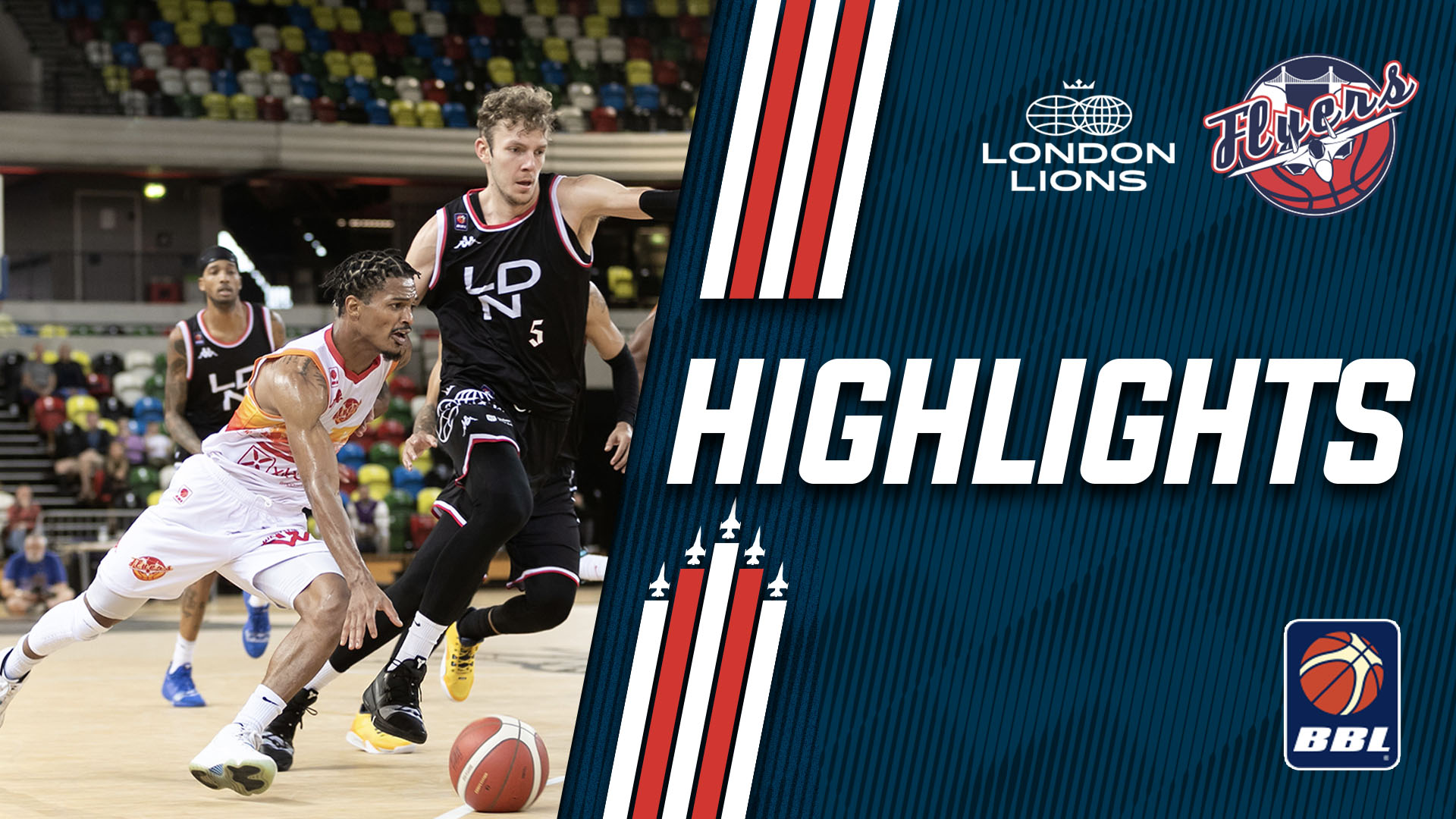 Highlights: London Lions 94-85 Bristol Flyers